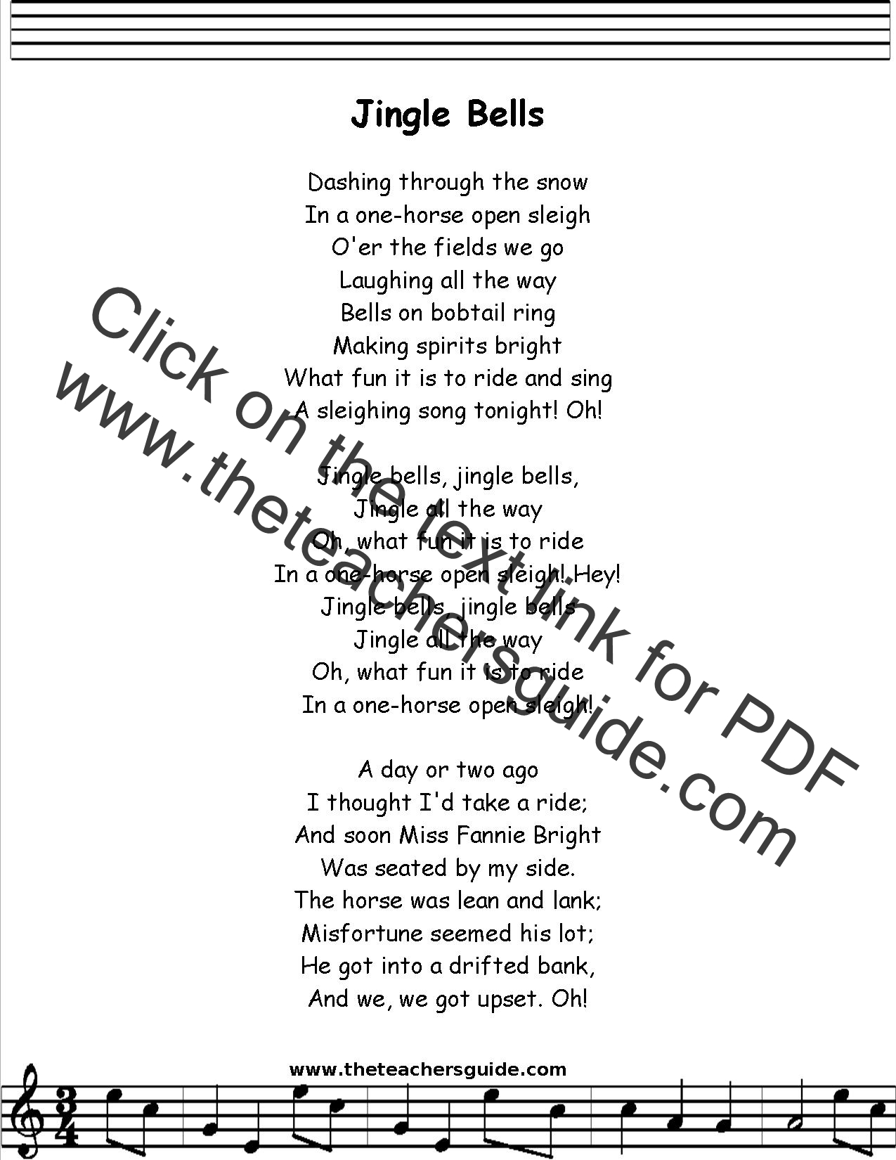 минусовка песни джингл белс Образовательный процесс планирование